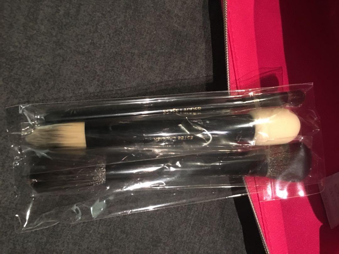 Estee Lauder Travel Brush Set