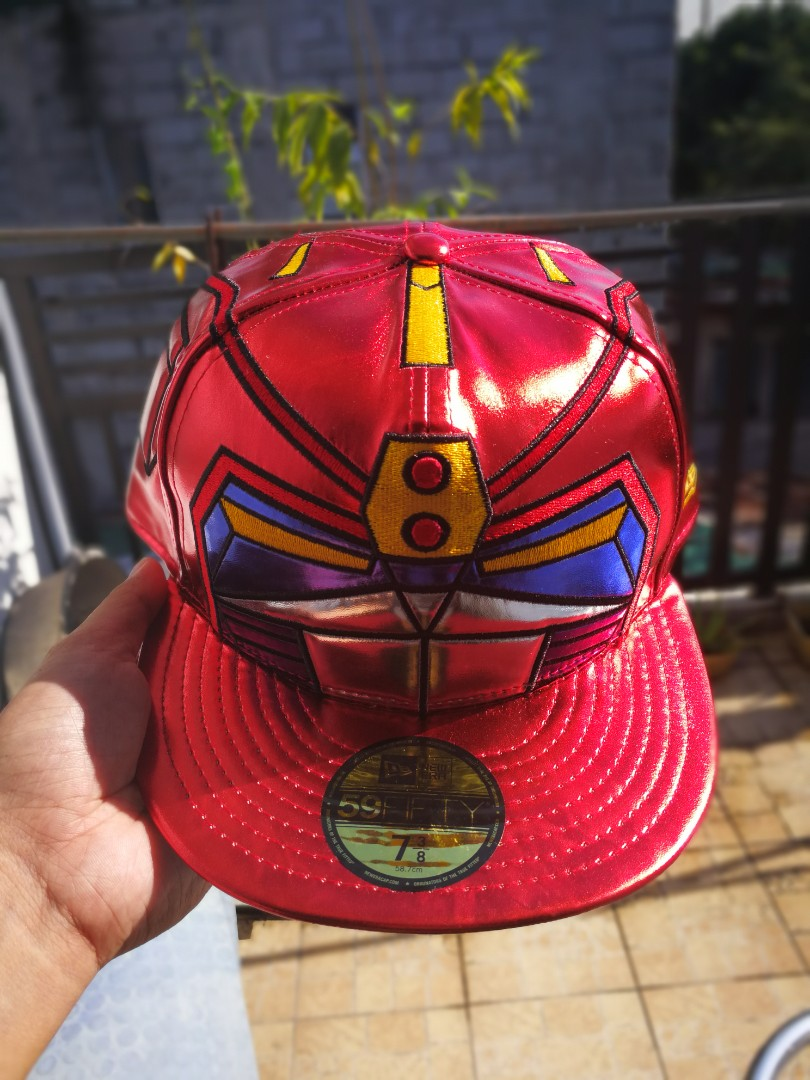 For sale  New Era Voltes V Face Cap d3f968d526a