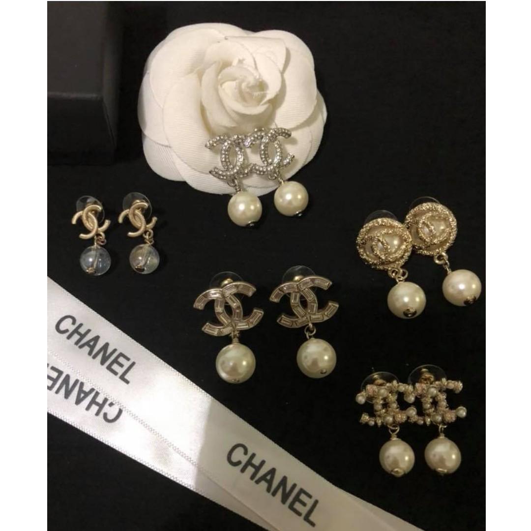 95ea9e795 Gucci Earrings High Quality 14-19 1850, Women's Fashion, Jewelry on  Carousell