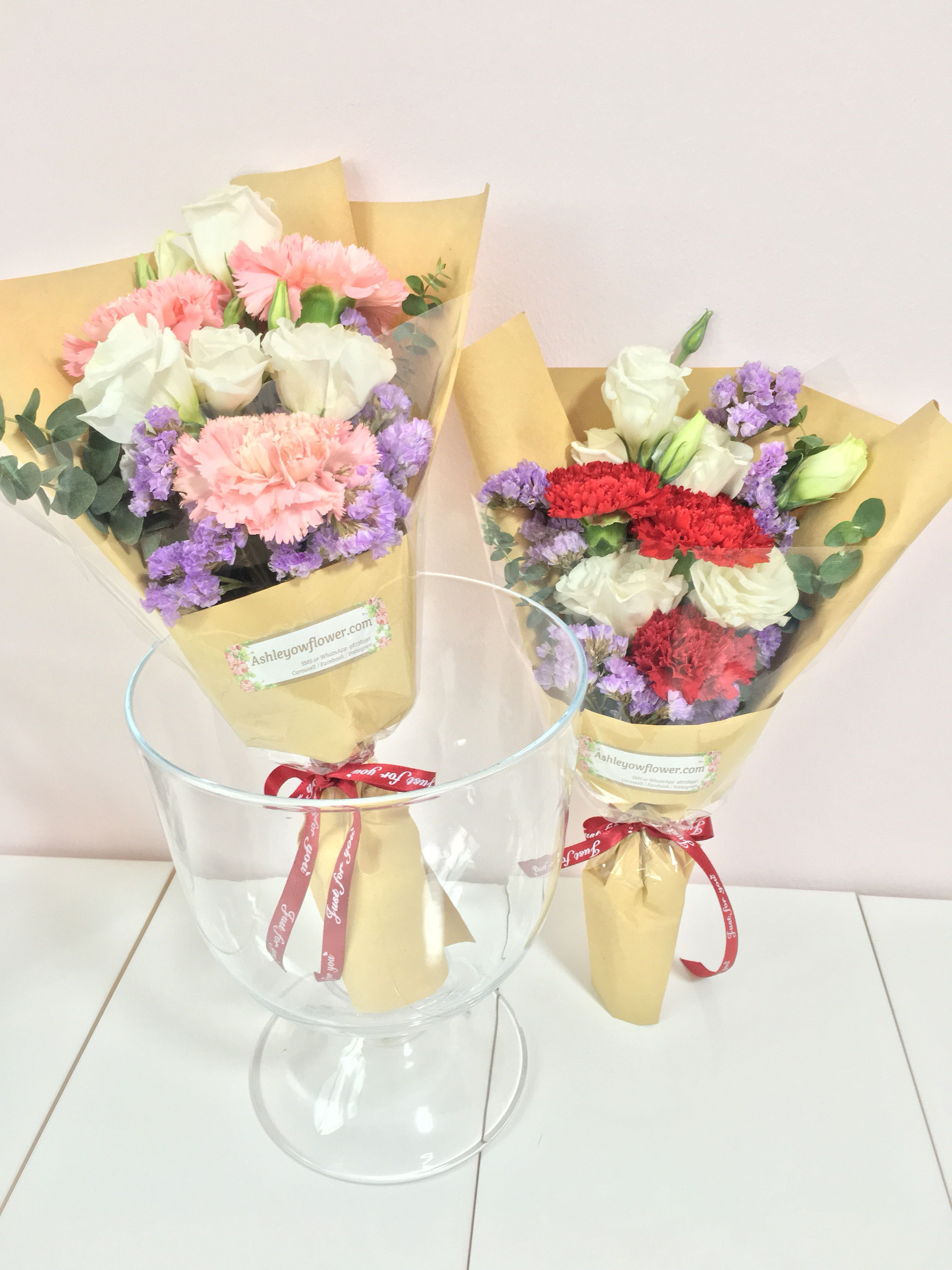 Happy Mothers Day Flower Flower Bouquet Gardening On Carousell