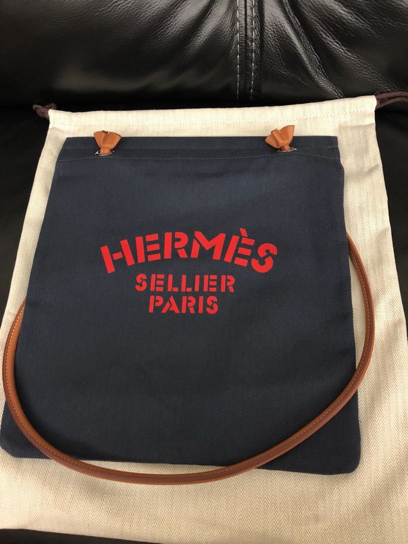 e8d70437a Hermes Aline grooming bag, Luxury, Bags & Wallets on Carousell