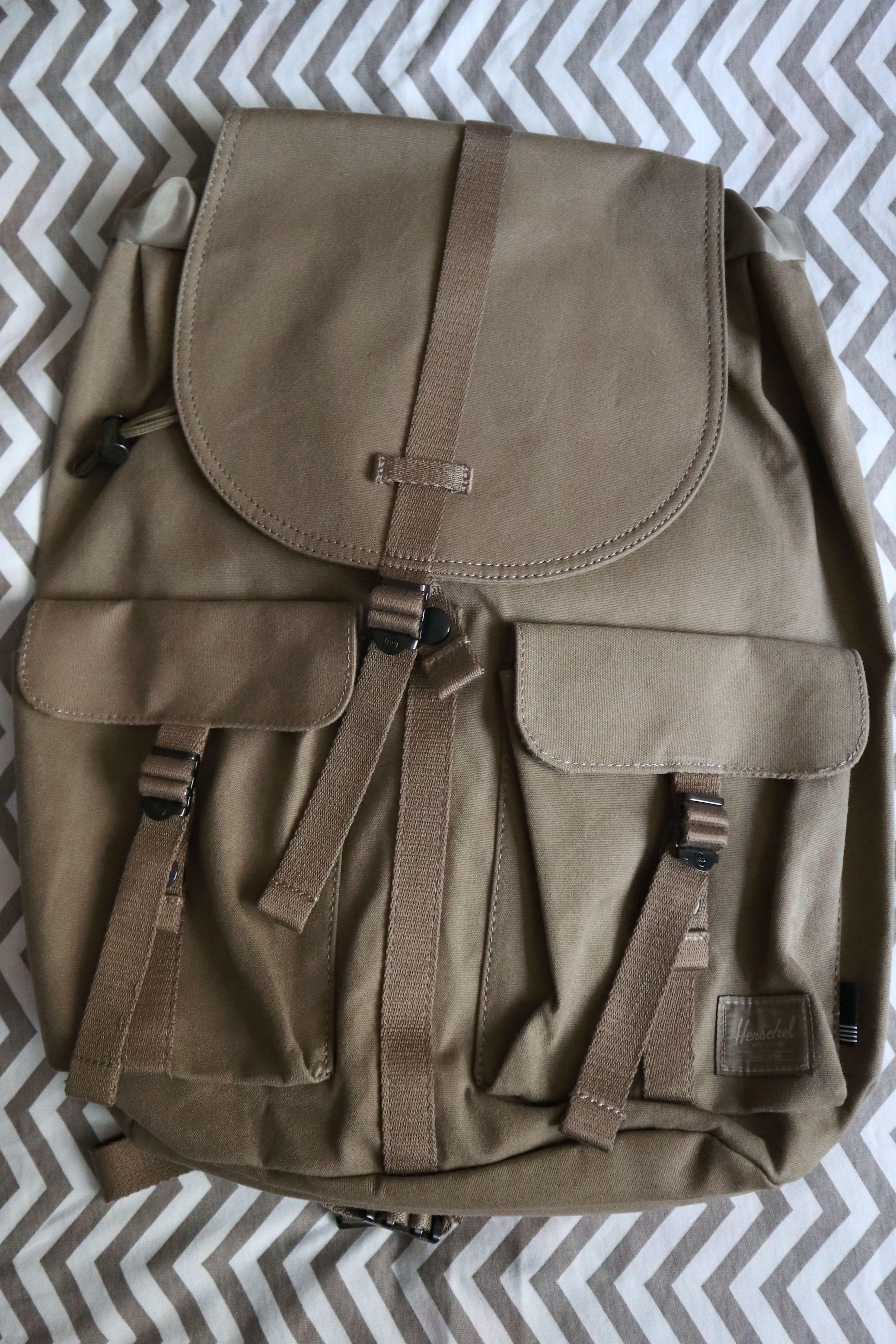 Herschel Dawson Backpack, Women s Fashion, Bags   Wallets on Carousell 7680ff1f05