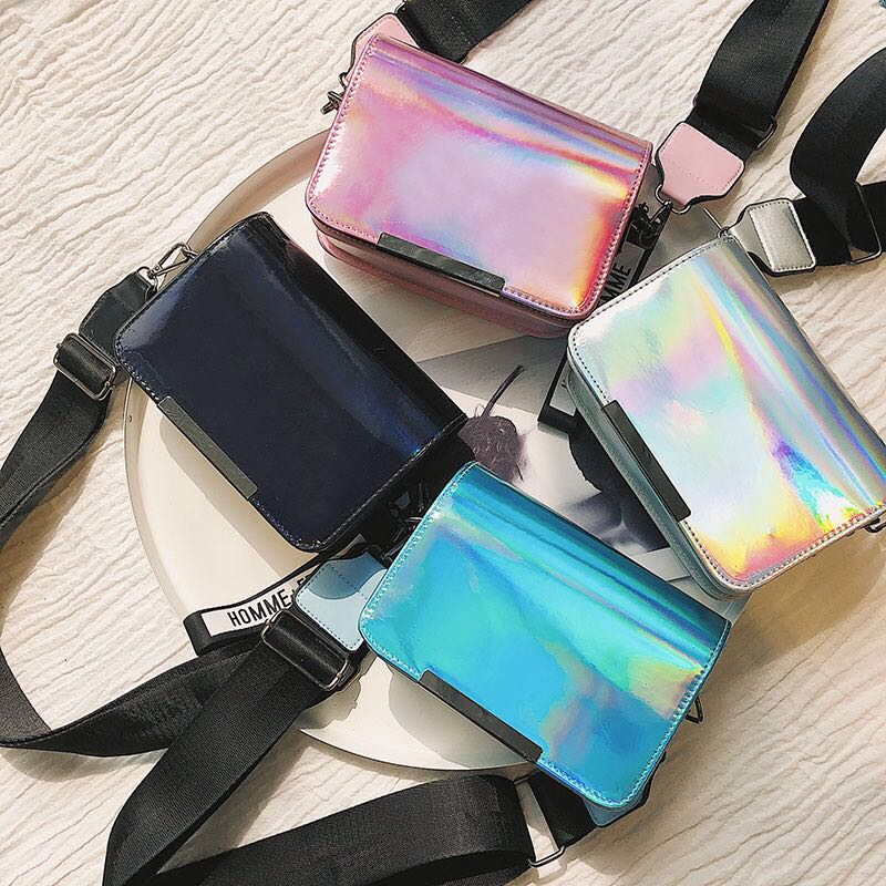 Holographic Homme+H Bag (PO)