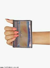 Holographic Mini Purse