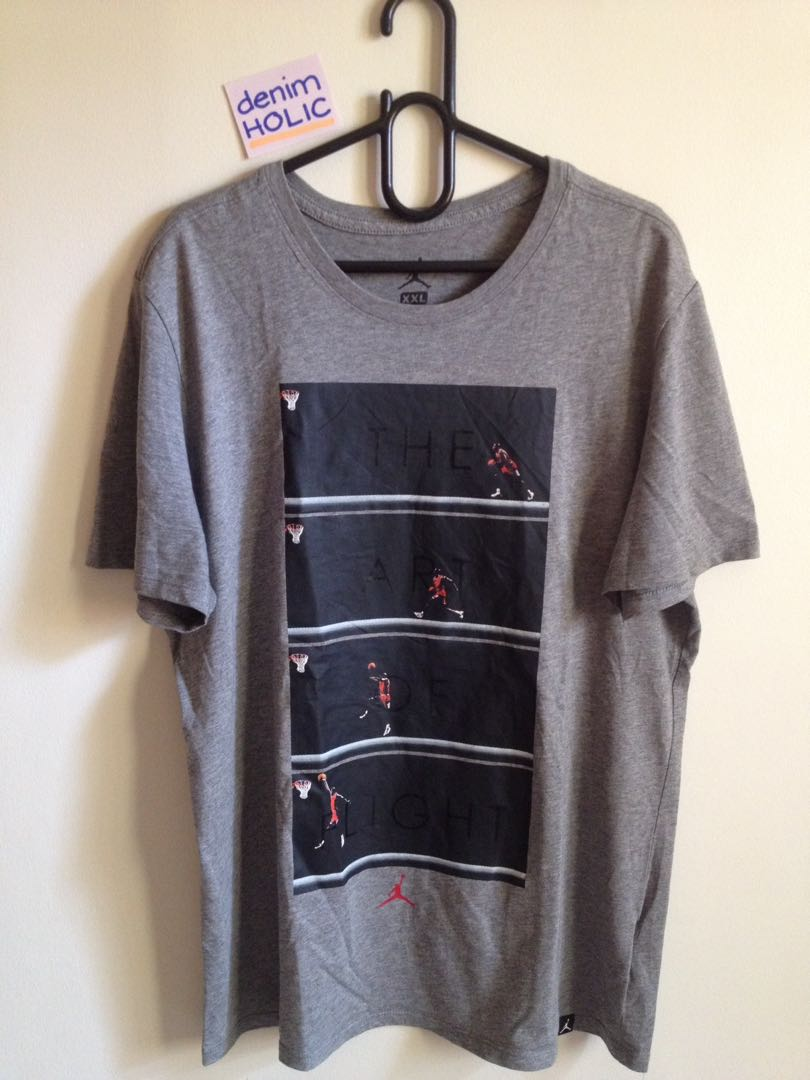 6cf163238708 Jordan The Art of Flight shirt XXL