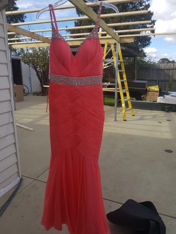Jovani evening dress size 8