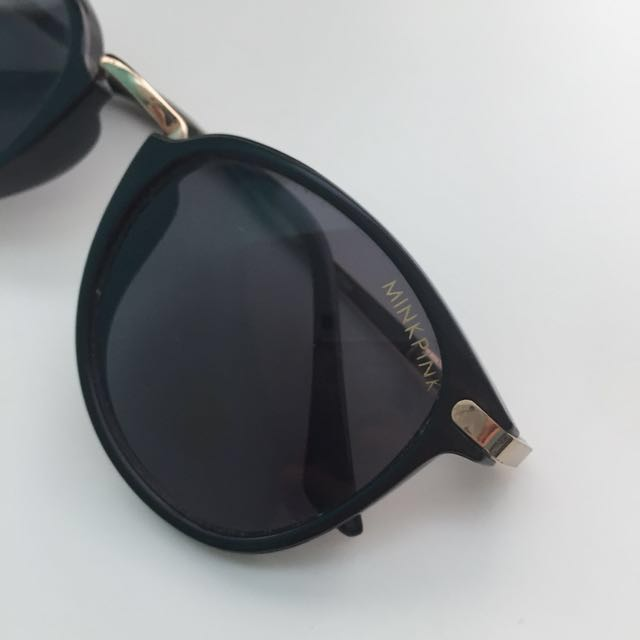 MINKPINK shades (black)