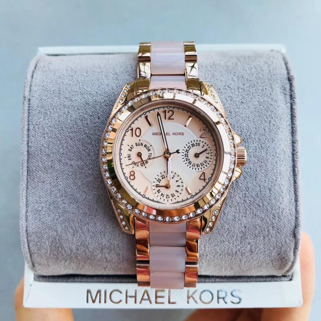 Mk6175 Womens Fashion Watches On Carousell Casio Ltp 1095e 7b Womenamp039s Quartz Watch