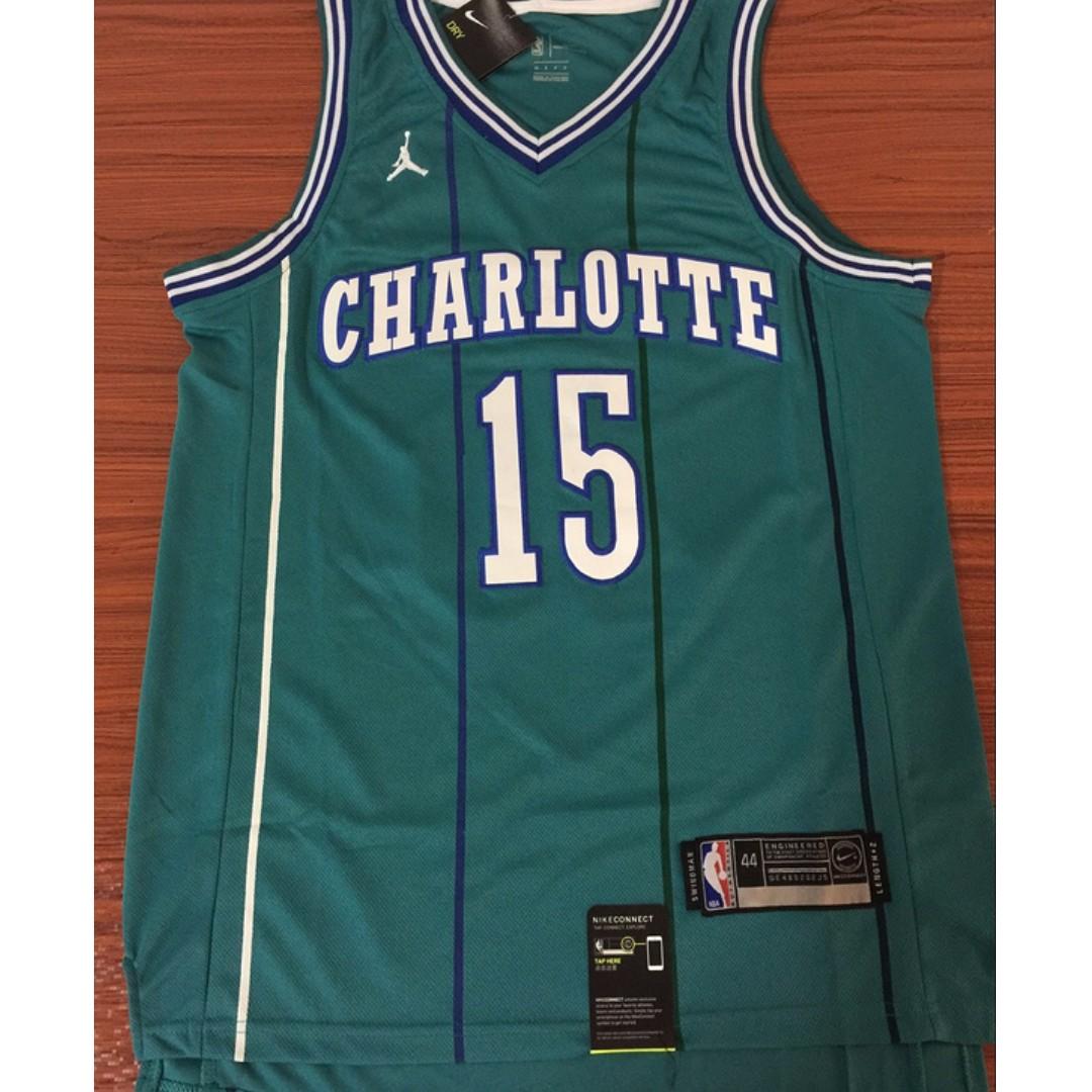 05b58f405 NBA Charlotte Hornets Kemba Walker Swingman Jersey