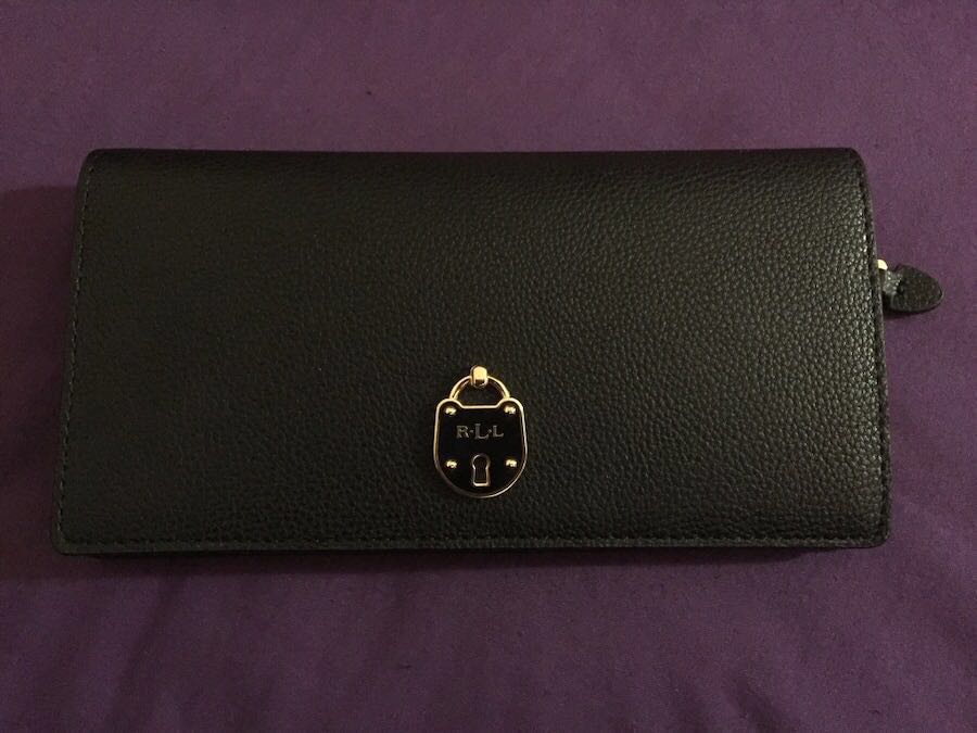 New Ralph Lauren wallet