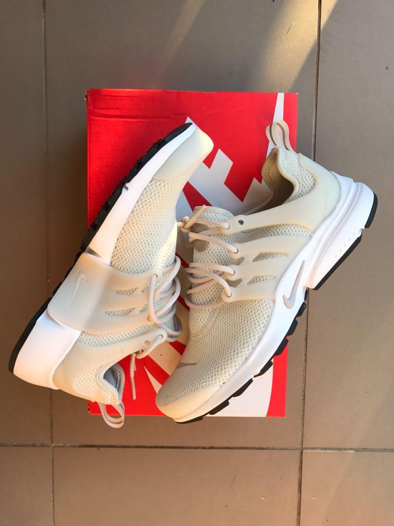best website 719ce 37761 Nike Air Presto / Bone / Size 6, Women's Fashion, Shoes on ...
