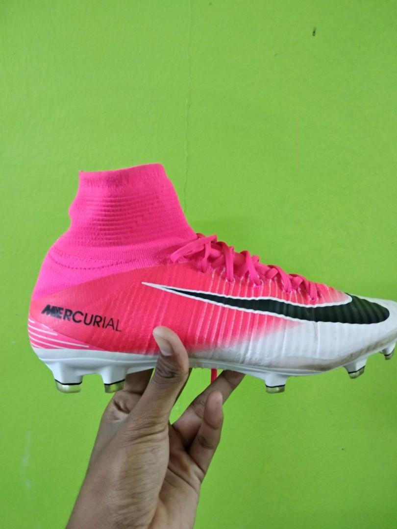 huge selection of 052b3 0b7c7 Nike Mercurial Vapor(High Cut)