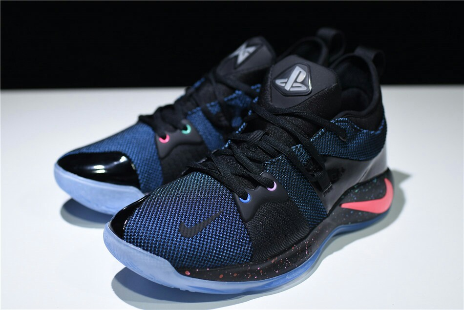 detailed look 34763 41f71 Nike PG2 Playstation