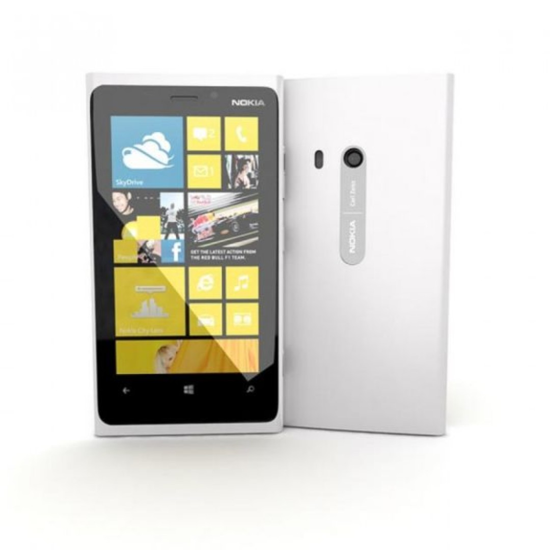 Nokia Lumia 920 White Mobile Mint Condition Phones Tablets Touchscreen Others On Carousell