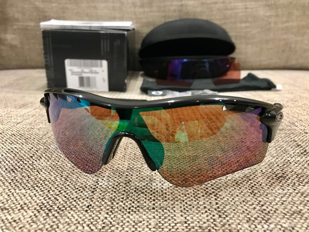 313c0b6baee Oakley™ RADARLOCK Path (Polished Black + Prizm Shallow Water ...