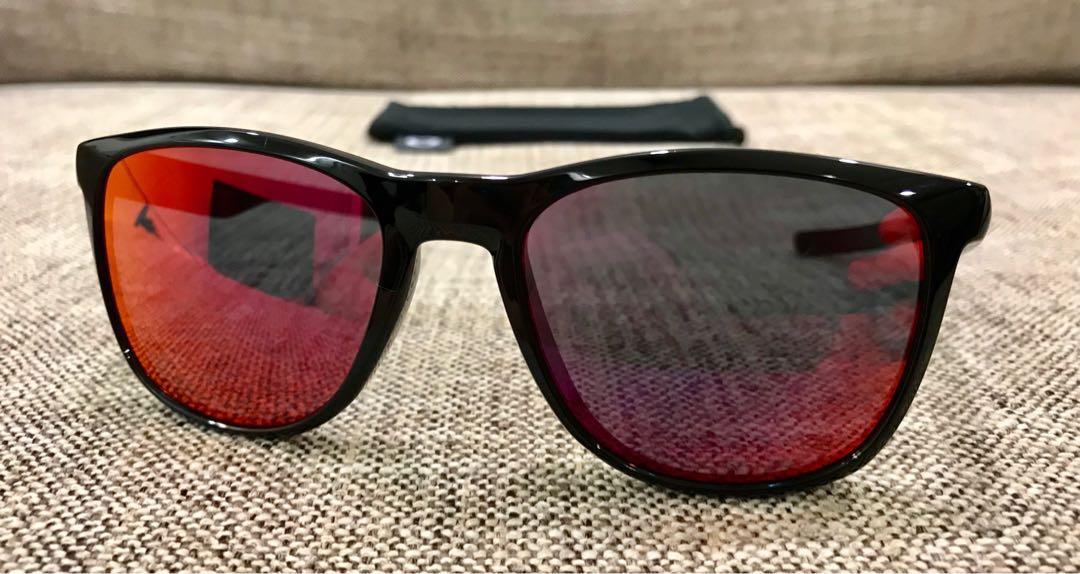 0f96464075 Oakley™ Trillbe X (Polished Black Ruby Iridium)