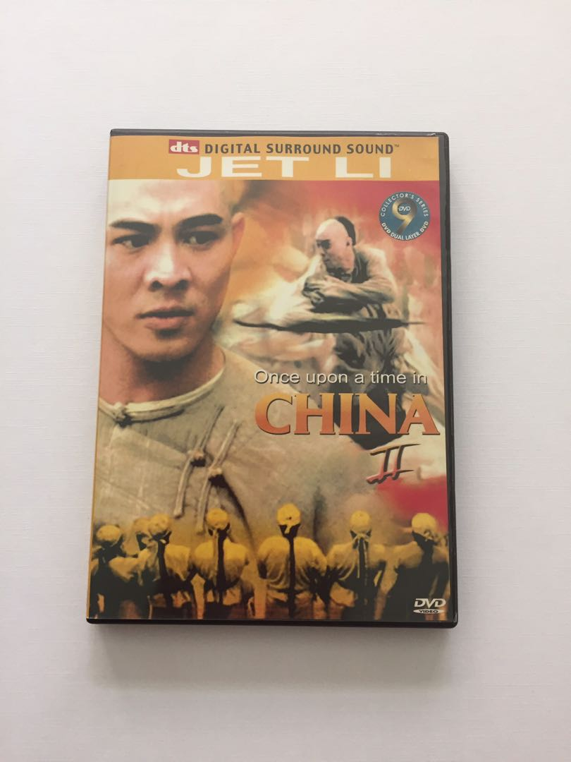 once upon a time in china 2 full movie