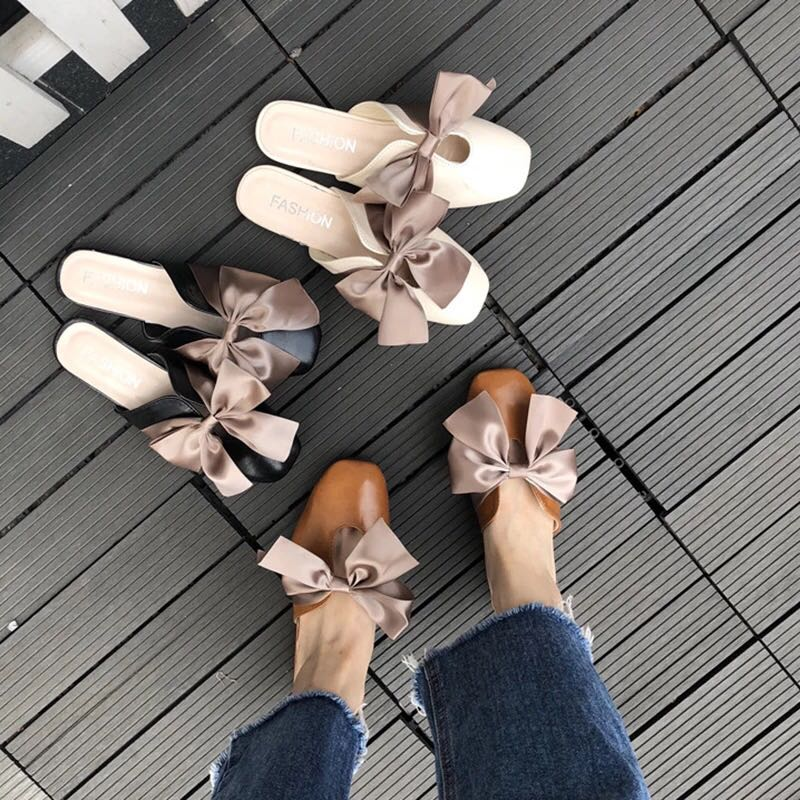 Ribbon Summer Sandals (PO)