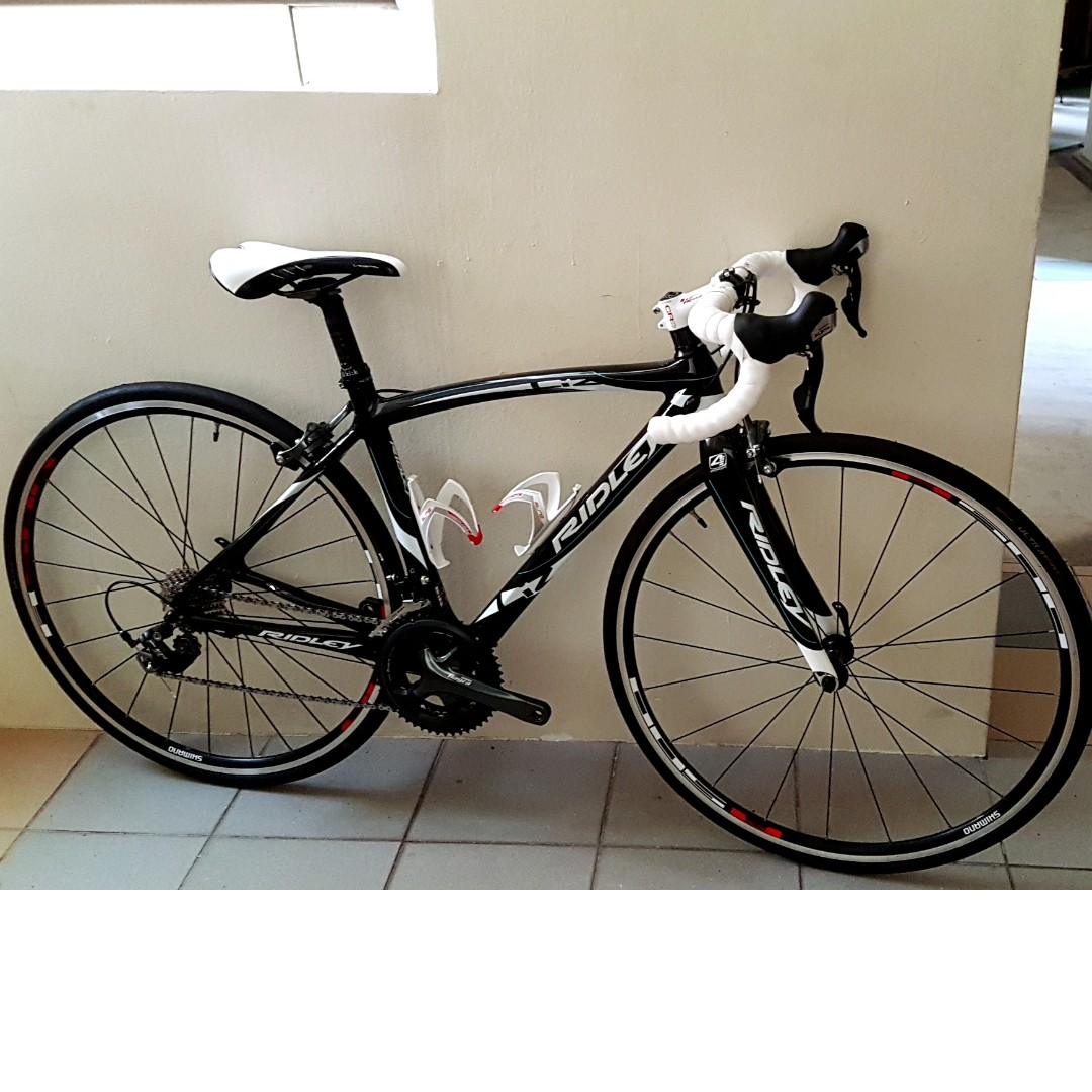 Ridley Liz Carbon 105 10 Speed Bicycles Pmds On Carousell Photo