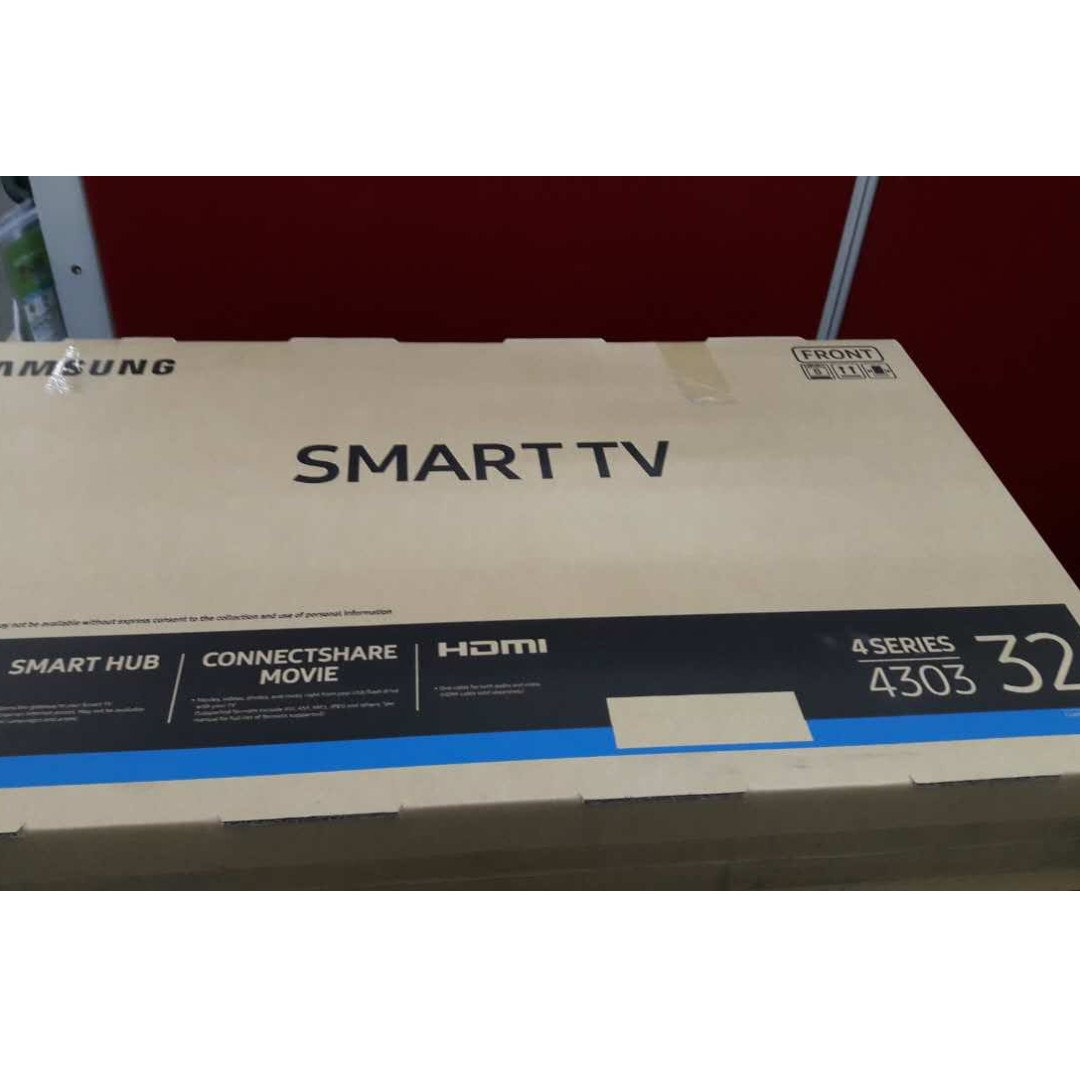 Samsung Smart Tv Home Appliances Tvs Entertainment Systems On Boston Acoustics Tvee 26 Carousell