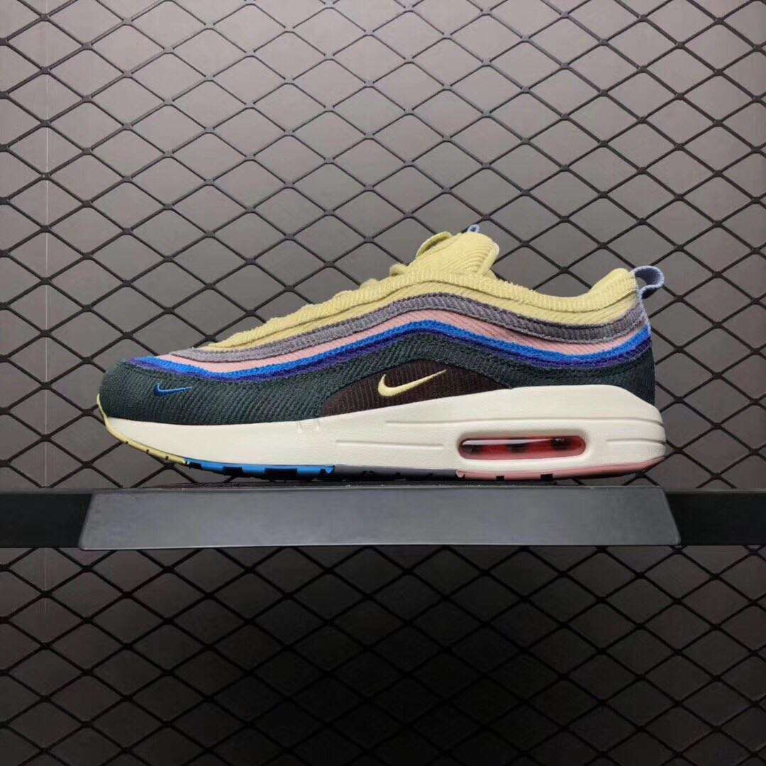 best sneakers f86b9 9fc02 Sean Wotherspoon X Air Max 97/1 VF SW Hybrid