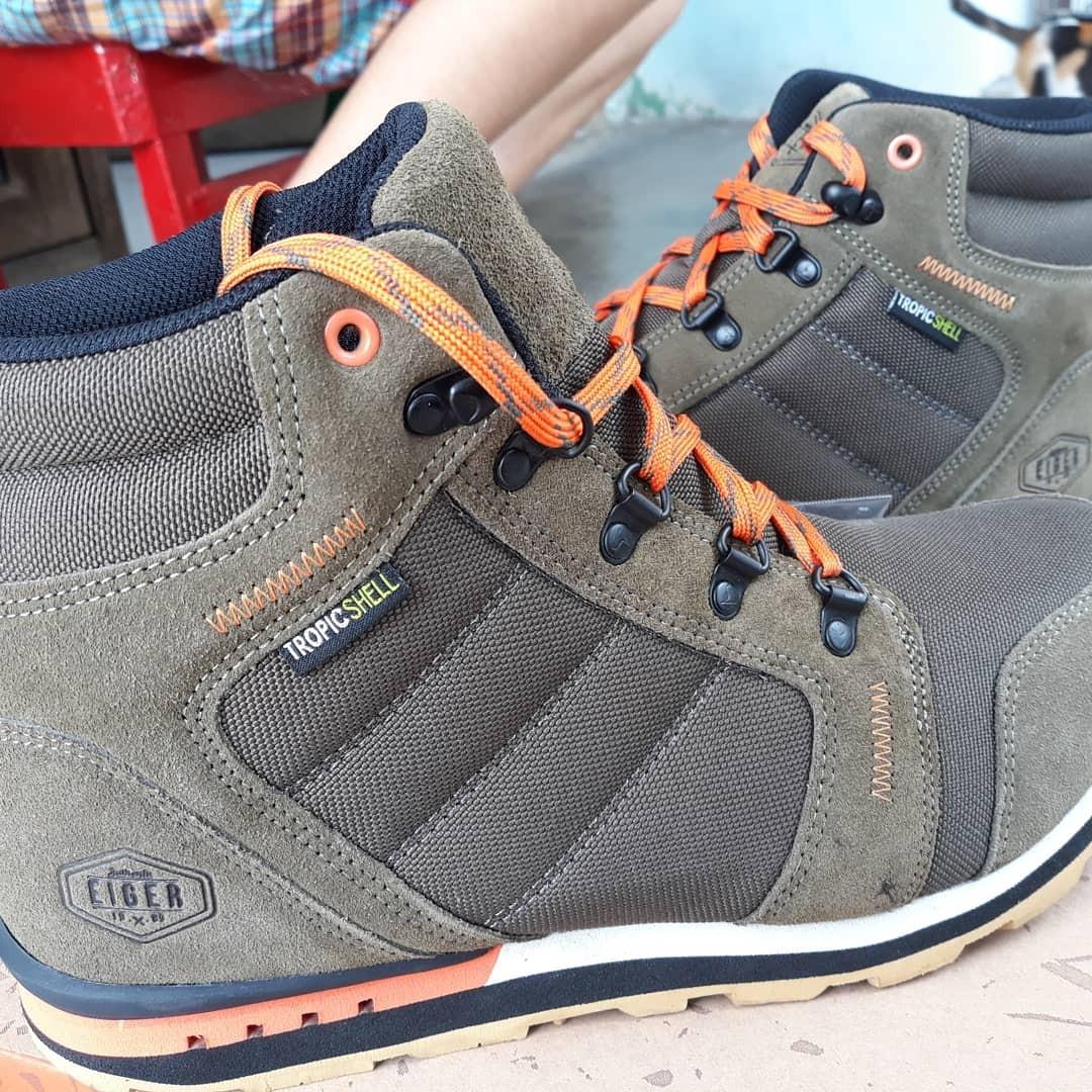 sepatu Eiger oblivion sneakers 1989 sz