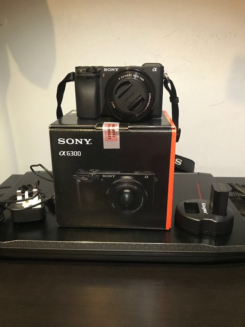 Sony A6300 16 50mm Kitlens With Warranty Photography On Carousell Photo
