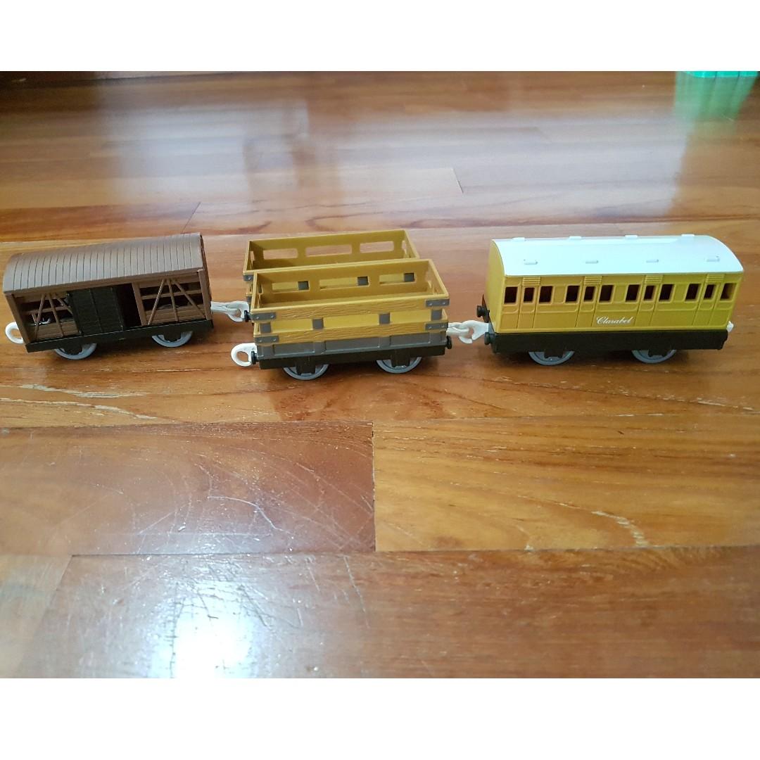 Thomas Train - Clarabel, Toys & Games, Bricks & Figurines on Carousell
