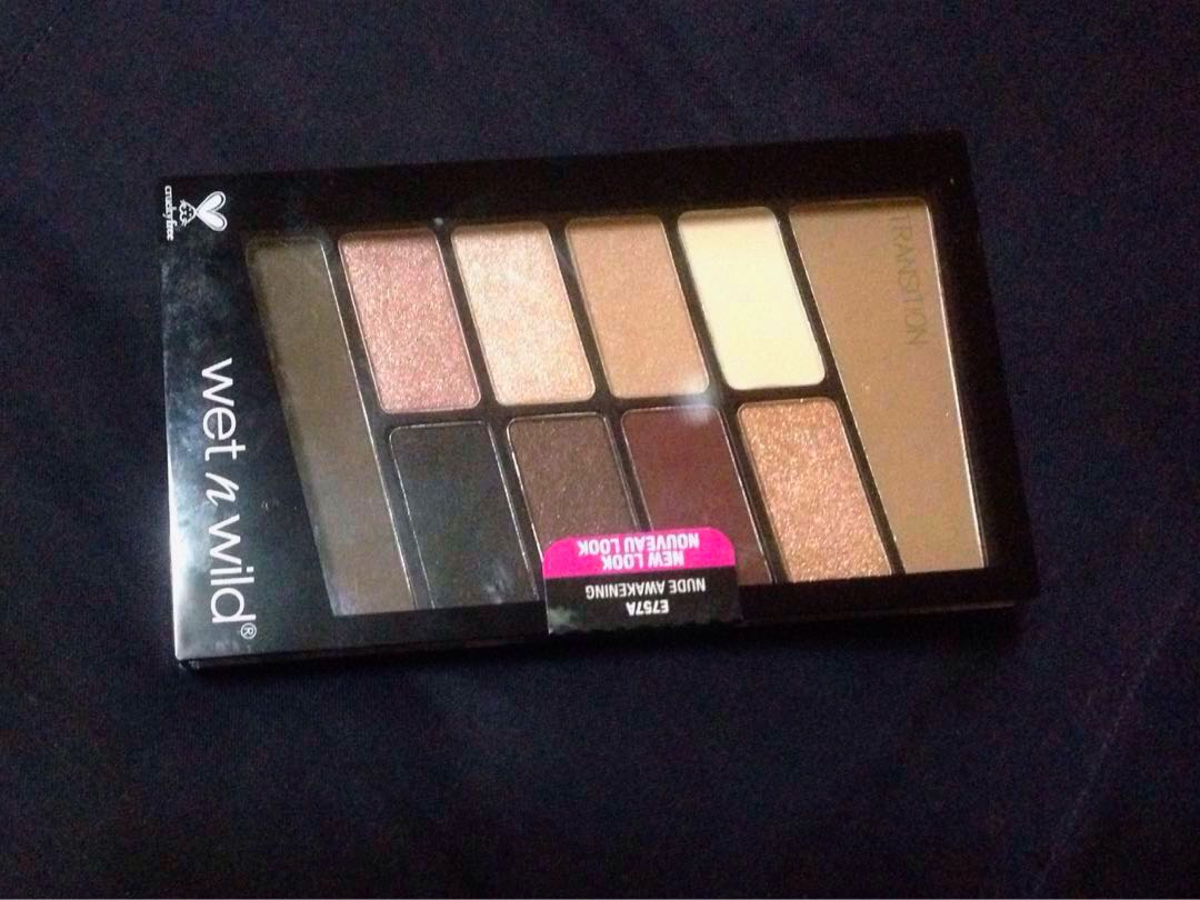 Wet N Wild Eyeshadow Palette Produk Badan Dan Kecantikan Makeup Di Viseart 06 Paris Nudes Photo