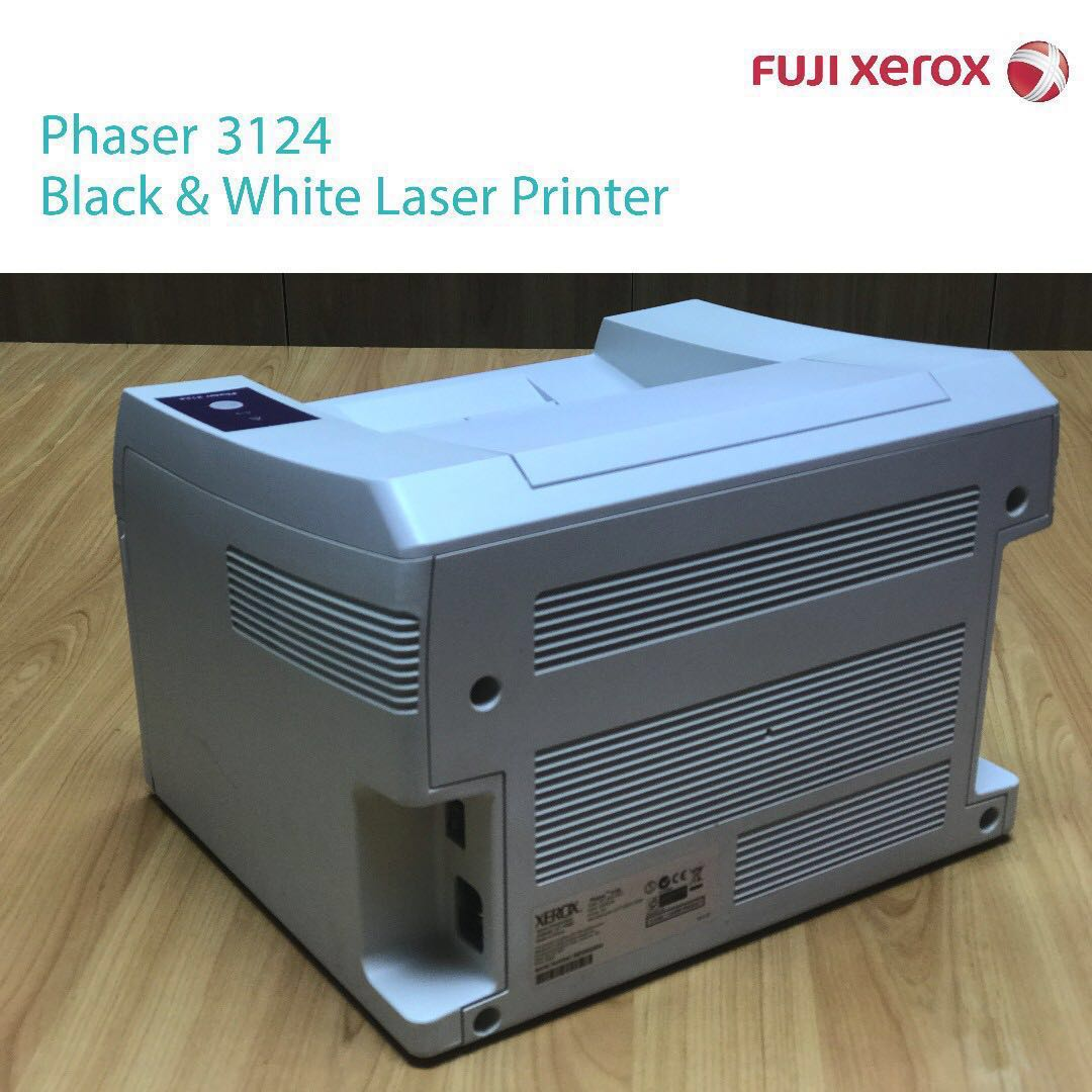 download phaser 3124 printer driver