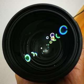 Sigma Apo DG 70-200mm 2.8 II Macro HSM EX (Nikon mount)