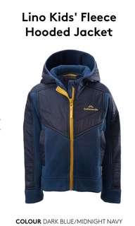 Lino Kids' Fleece Hooded Jacket