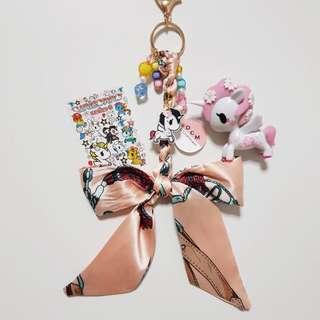 Tokidoki x Sakura Twilly Bagcharm / Keychain