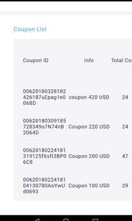 Bitmain coupon US420