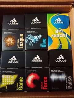 Authentic Adidas Perfume