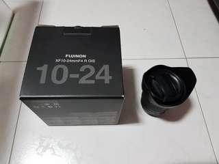 Fujifilm 10-24mmf4