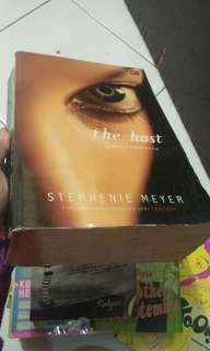 novel tebel seru the host