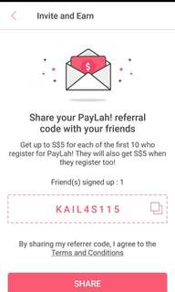 Dbs paylah referral promo $5 cold hard cash on the spot get