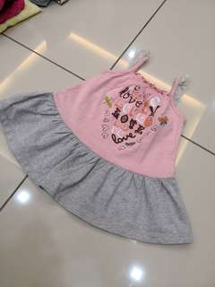 Pigeon Dress (18-24m)