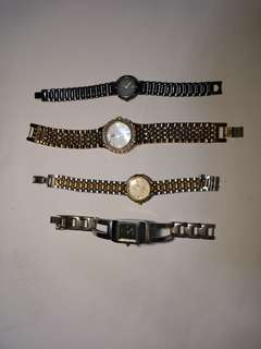 Branded Women's Watch (5 sets)