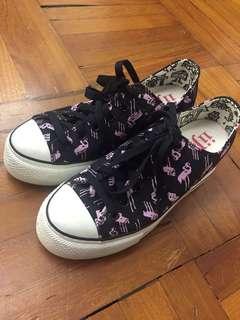 iiJin Platform Sneakers