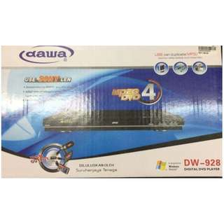 DAWA DW-928 Digital DVD Player