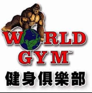 🚚 會籍轉讓 World Gym三重正義北路店