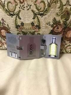 全新 Hugo Boss bottled 香水 試用 sample perfume EDP EDT Eau de