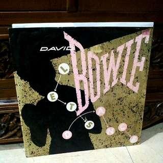 Lp...Vinyl.. David Bowie - Lets Dance