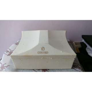 Concord 錶盒 watch box