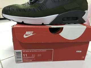 Nike Air Max 90 Ultra 2.0 Flyknit 100% original