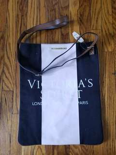 Victoria Secret Canvas Bag