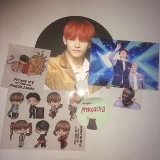 BTS Taehyung Fansite goods by BOV