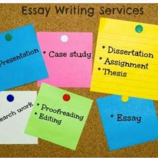 WE OFFER EXCELLENT ACADEMIC SERVICES AT VERY AFFORDABLE PRICES. CHAT WITH ONE OF OUR EXPERTS TODAY!!!